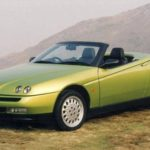Alfa Romeo Spider (1995 – 2005) Engine Oil Capacity