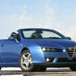 Alfa Romeo Spider (2006 – 2011) Engine Oil Capacity