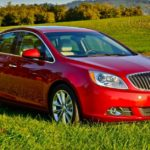 Buick Verano Engine Oil Capacity