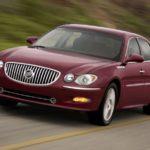 BuickLaCrosse, Allure Engine Oil Capacity
