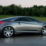 Cadillac ELR Engine Oil Capacity (USA)