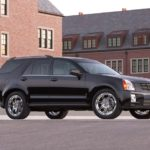 Cadillac SRX Engine oil capacity