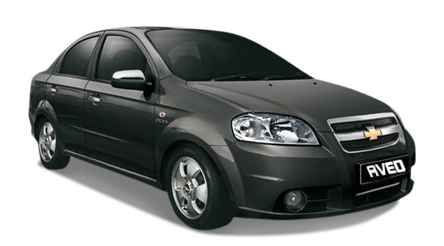 Chevrolet Aveo Engine Oil capacity