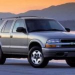 ChevroletBlazer Engine Oil Capacity (USA)