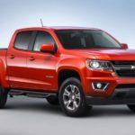 Chevrolet Colorado engine oil capacity