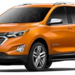 Chevrolet Equinox Engine Oil Capacity (USA)