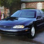 Chevrolet Lumina Engine Oil Capacity (USA)
