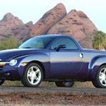 ChevroletSSR Engine Oil Capacity (USA)