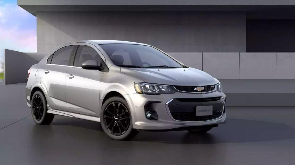 Chevrolet Sonic oil change Intervals