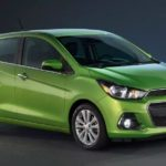 Chevrolet Spark Engine Oil Capacity (USA)