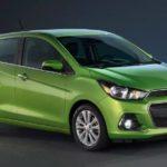 Chevrolet Spark Engine Oil Capacity (USA)