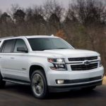 Chevrolet Tahoe Engine Oil Capacity (USA)