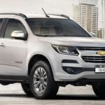 Chevrolet TrailBlazer Engine Oil Capacity (USA)