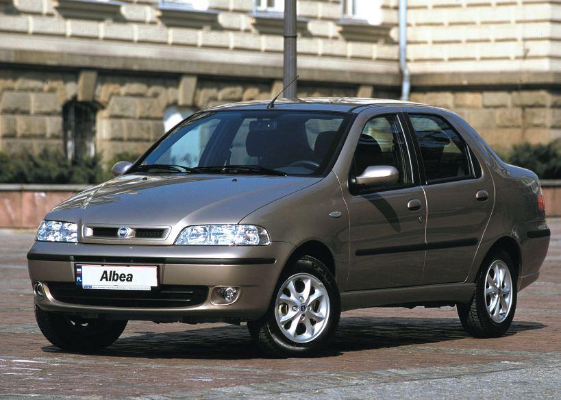 Fiat Albea Engine Oil capacity