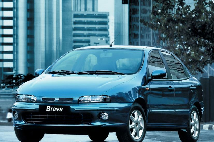 Fiat Brava engine oil capacity