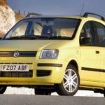 Fiat Panda Engine Oil Capacity