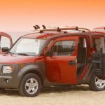 Honda Element Engine Oil Capacity (USA)