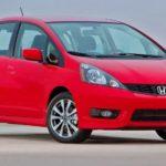 Honda Fit Engine Oil Capacity (USA)