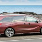 Honda Odyssey Engine Oil Capacity (USA)